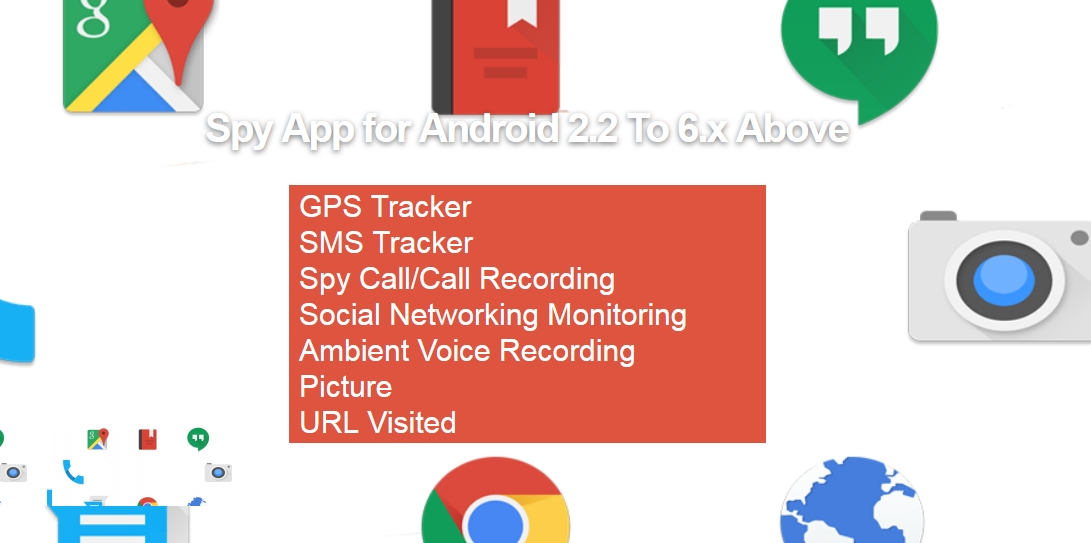 The top spying apps for tracking a target phone